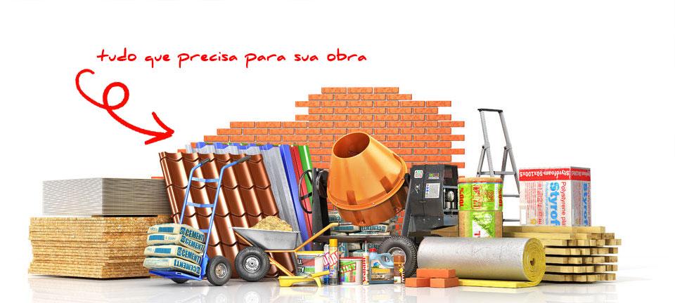 Materiais de construção, ferragem em Farroupilha, RS