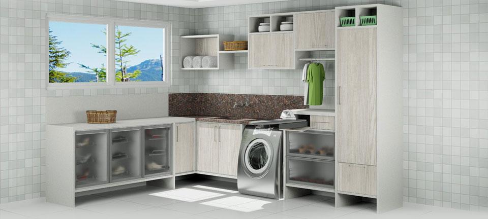 cozinha na Polli