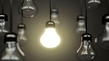 Lâmpadas e sensores em Farroupilha, RS